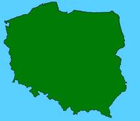 Poland as an island