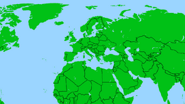 Europe Map Expanded