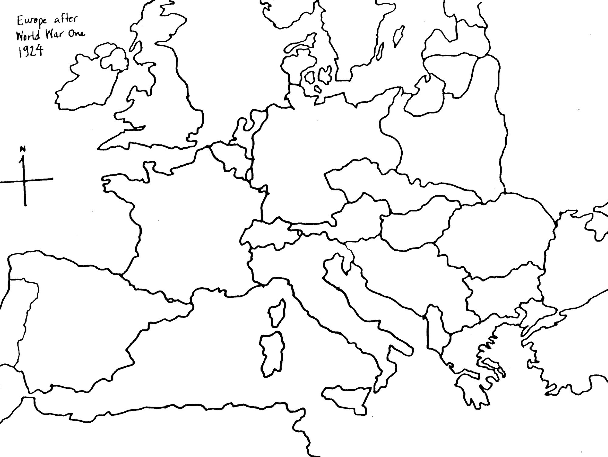 World War 1 Map Black And White. Image  Map of europ in 1939 jpg TheFutureOfEuropes Wiki FANDOM powered by Wikia