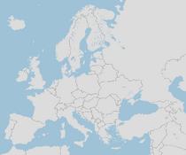 Europe blank map by fenn o manic-d49so1j