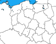 Poland provinces
