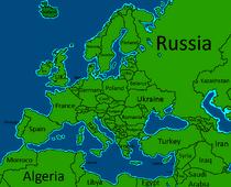 Full AFOE Map