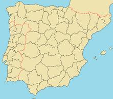 Iberia Privinces