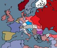 Alternate End of WW2