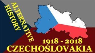 ALTERNATIVE History of Czechoslovakia (1918-2018)