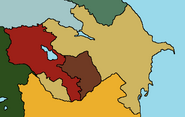 Armenia and Azerbaijan Colour