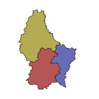 Lëtzebuerg Distrikte