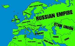 Alternate Europe