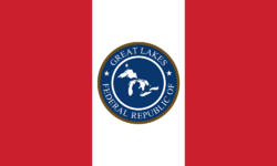 Flag of the United Great Lakes