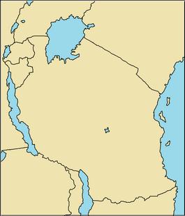 Tanzaniamap