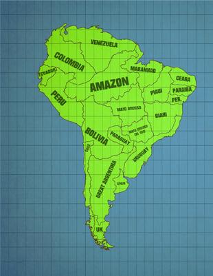 South America xd