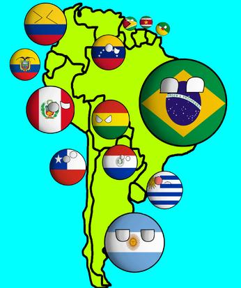 Sudamerica e