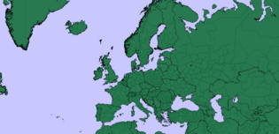 Expanded europe