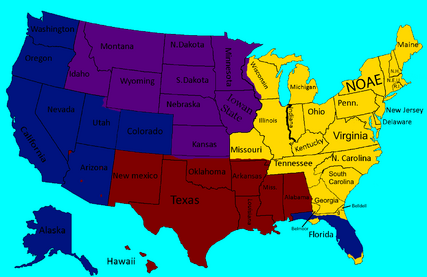 Clash of Ideologies: America (Map Game)   TheFutureOfEuropes