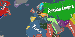 Maps for Mappers/Historical Maps | TheFutureOfEuropes Wiki ...