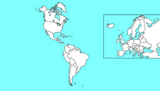 AmericasEurope