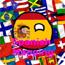 Spanish Mapping icon