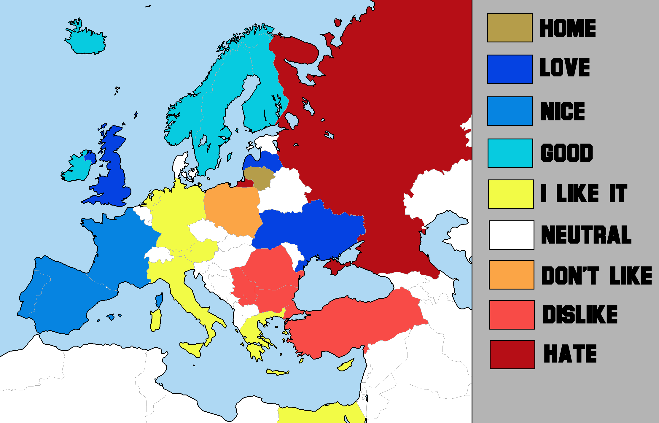 Image - Blank europe map by neethis-d4b3o46.png | TheFutureOfEuropes ...