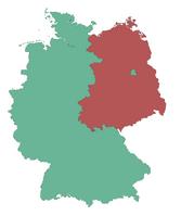 DeutschlandOst-West