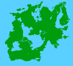 Europe, resized and reordered