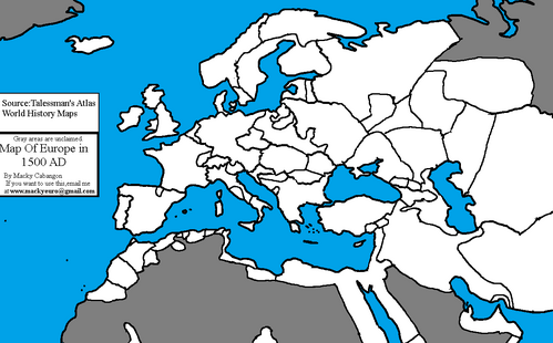 Maps for Mappers Historical Maps TheFuture Europes Wiki
