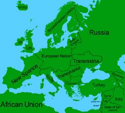 Europe (Year 2067)