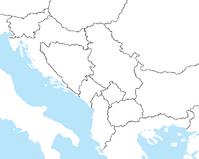 Balkan Map New Model Map