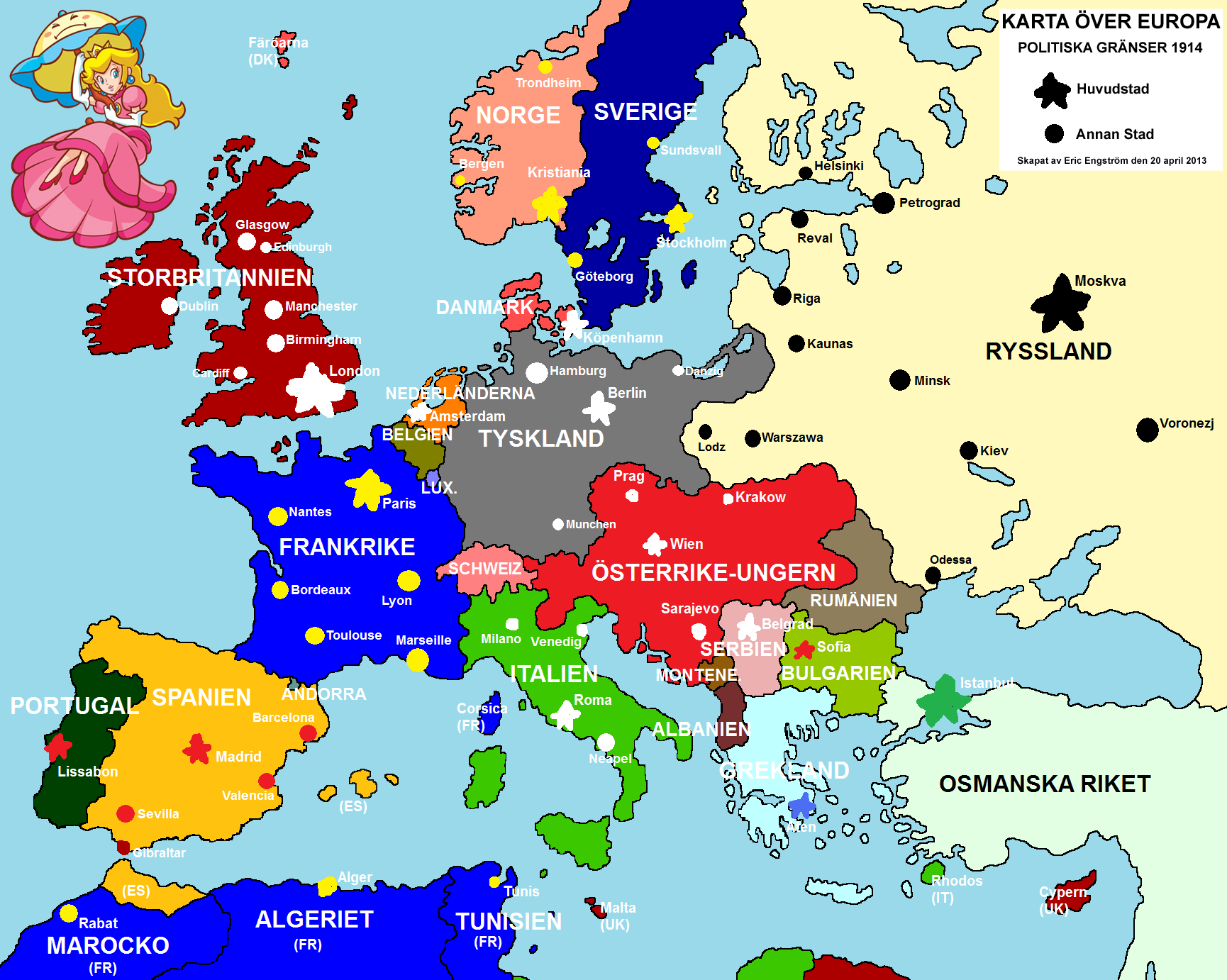 Image Map Of Europe Fullmappng TheFutureOfEuropes Wiki - Barcelona map of europe
