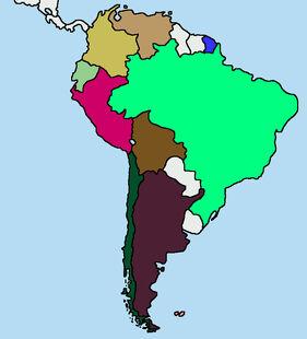 South america copy