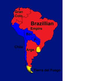 2025 South America