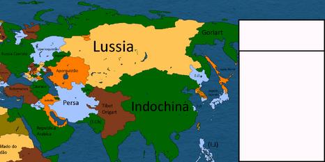 Asia e Parte Oriental da Africa Altenativa