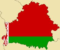 Blank Map of Belarus