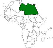 Longornia map