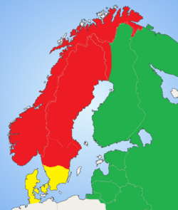 Scandinavia-template