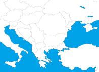 Balkansmap