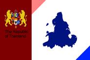 Republic of Theoland flag (new)