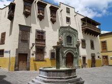 E-Vegueta-Las Palmas Gran Canaria