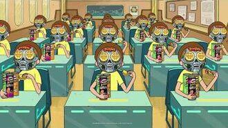 Rick and Morty x Pringles - Teaser AD