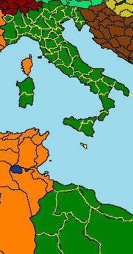 Italy provinces