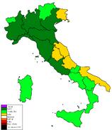 Albanian Mapper Italy