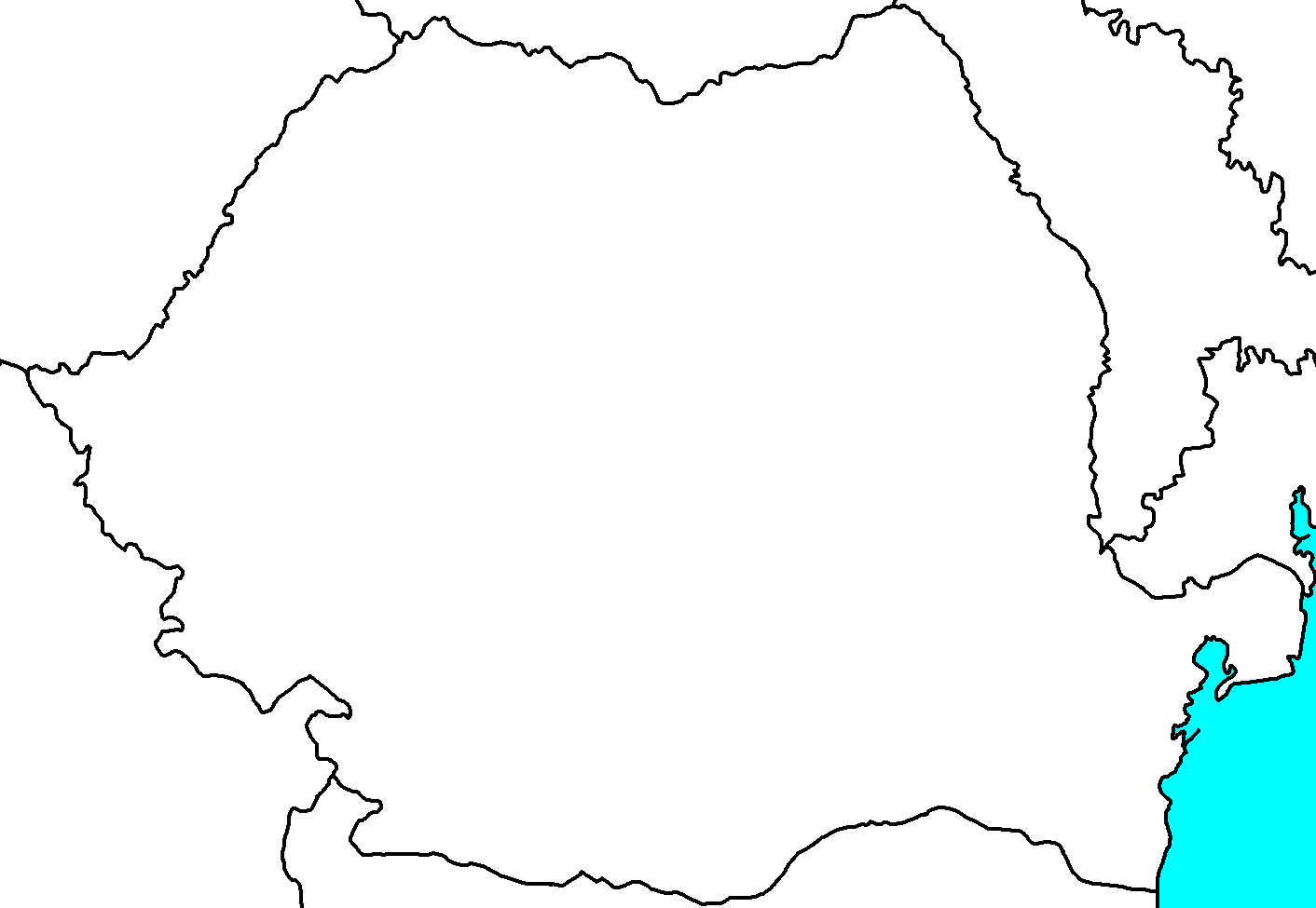 Image Blank map of Romaniapng TheFutureOfEuropes Wiki FANDOM