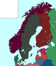 Scandinavia and Baltic Sea