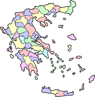 GreeceWithProvinces