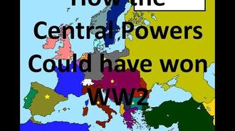How the Central Powers could have won WW1