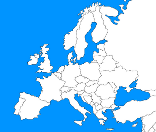 Sorry Kazakastan and Corsica