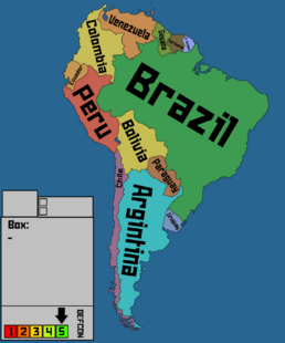 South America for lazy people