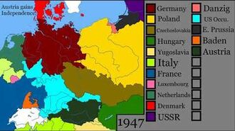 Alternative Allies occupation of Germany (1945 - 1966)