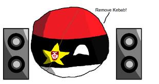 Novasrbija Polandball