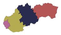 Slovensko oblasti