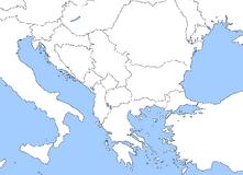 Base map no capitals